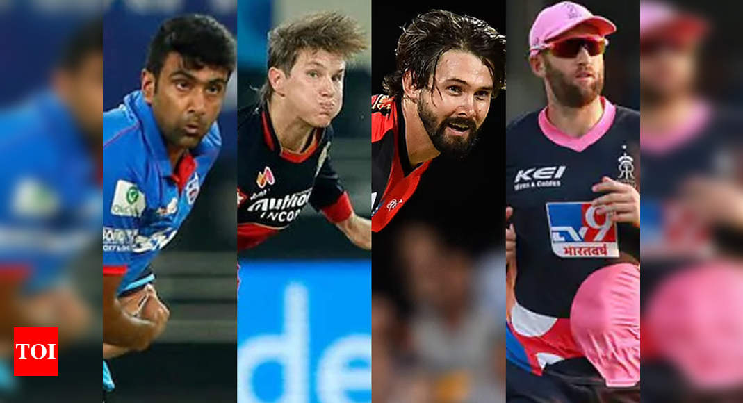 IPL 2021 hit by player exodus as Covid cases surge   Cricket News – Times of India