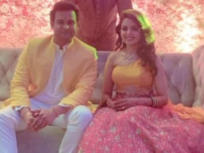 Sugandha Mishra-Sanket Bhosale get married