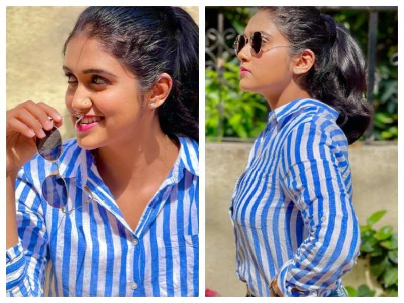 THIS sun-kissed picture of Rinku Rajguru is sure to brighten up your gloomy day