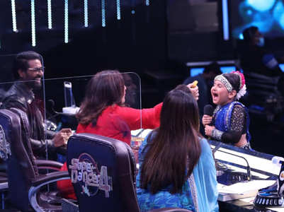 Super Dancer: Farah Khan surprises contestant