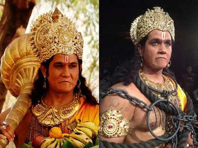 Malhar Pandya opens up about playing Hanuman