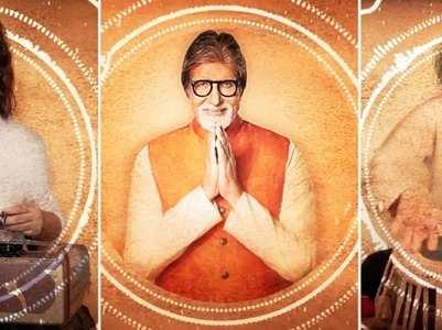 Big B recites Hanuman Chalisa for web show