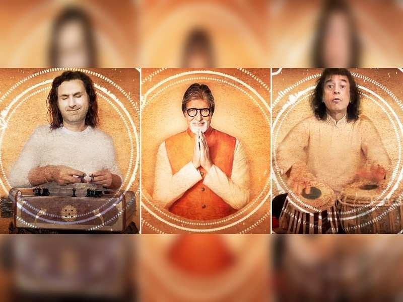 Amitabh Bachchan announces the mesmerising Jai Hanuman music video for MX Player's 'Ramyug'