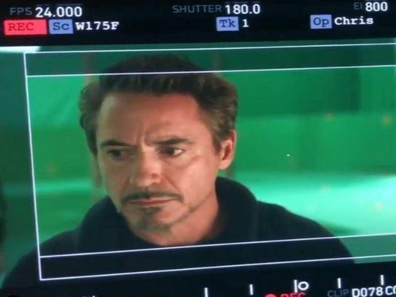 Robert Downey Jr. gets nostalgic as 'Avengers: Endgame' clocks two years
