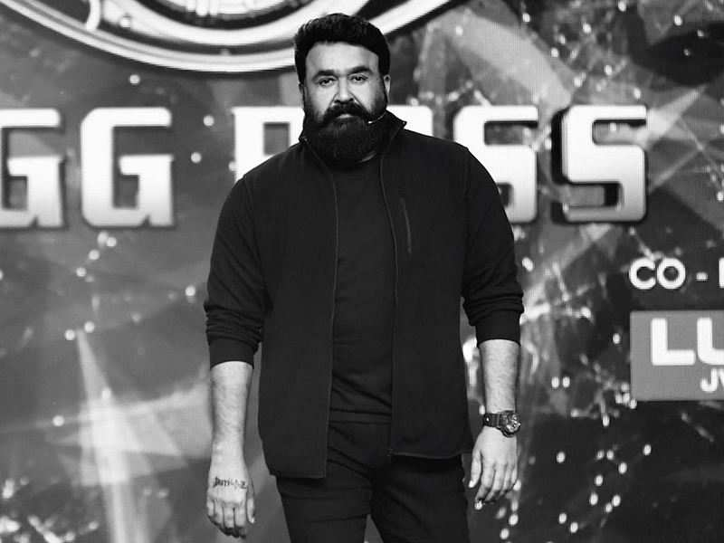 Bigg Boss Malayalam 3: Here's all about host Mohanlal's all-black look in the show