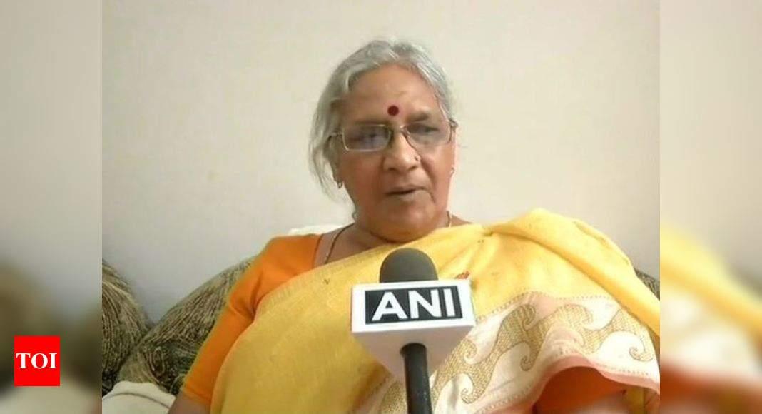 Vajpayee's niece and ex-MP Karuna Shukla dies of coronavirus thumbnail