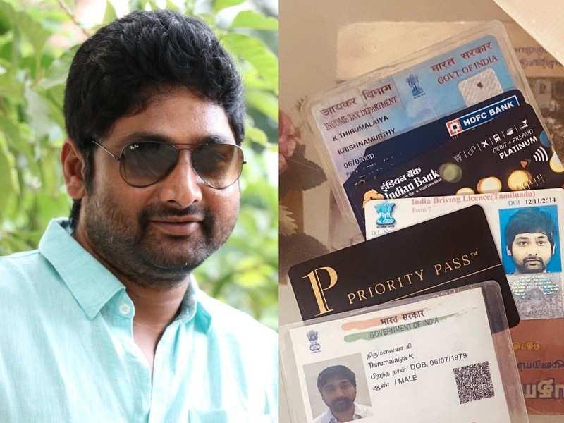 Director Thiru shares a recent 'Kadhal Kottai' moment