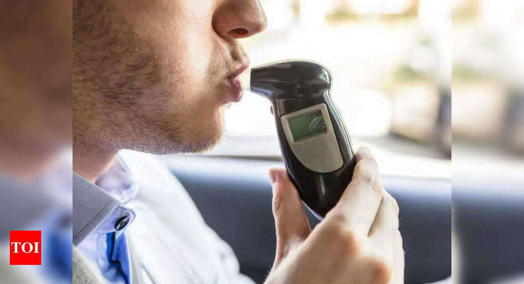 'Set up panel to see if breath analyser test necessary' thumbnail