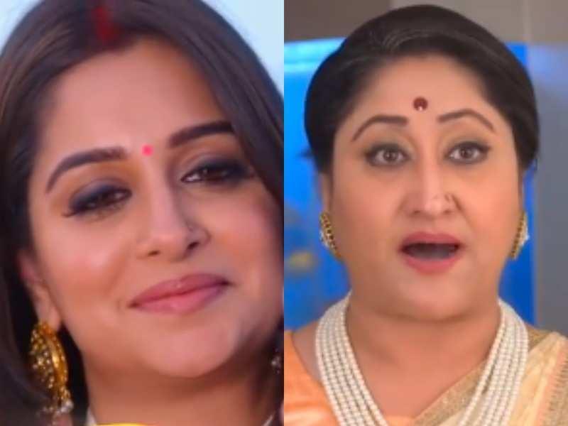 Geetanjali Devi rejects Simar aka Dipika Kakar's choice of bahu in the new promo of Sasural Simar Ka 2