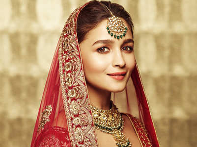 Designer wants to do deck up Alia on wedding