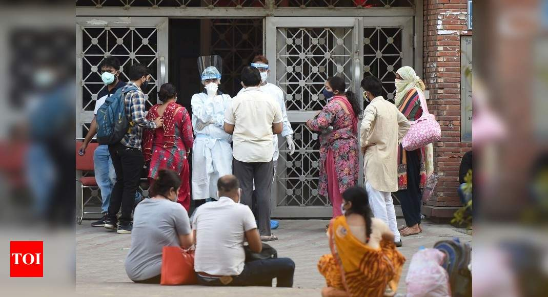 Rush to hospitals, big gatherings worsen India's Covid crisis: WHO - Times of India