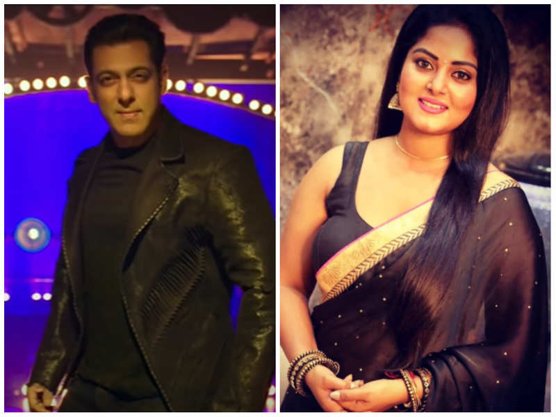 Exclusive! Anjana Singh on Salman Khan's 'Seeti Maar':  Wish we all could share the stage and perform the same song