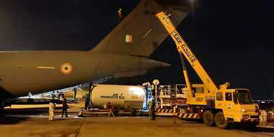 Thailand's Oxygen Tanker Trucks Arrive in India, More Than Singapore and Dubai | India News