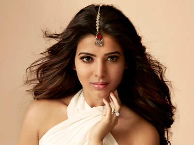 Unseen Pictures of Samantha Akkineni