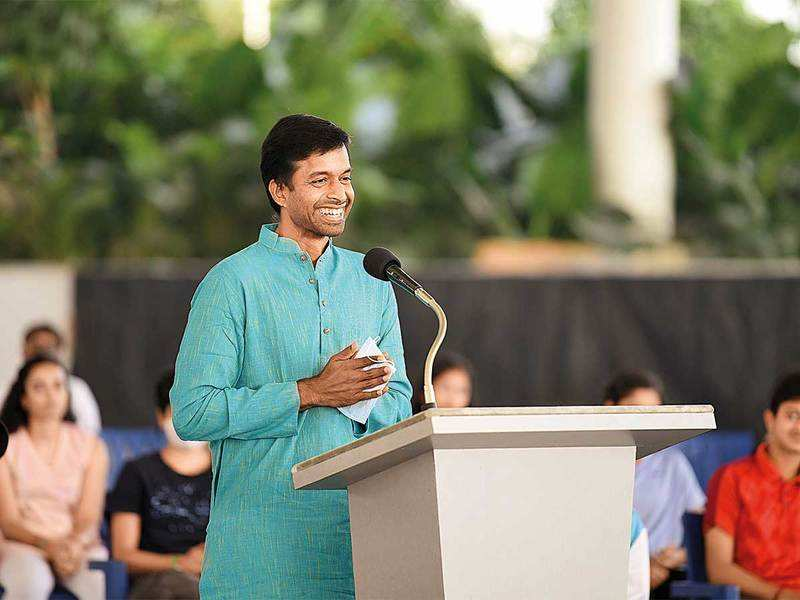 Meditation has the power to transform, it changed me as a player and a person, says Pullela Gopichand
