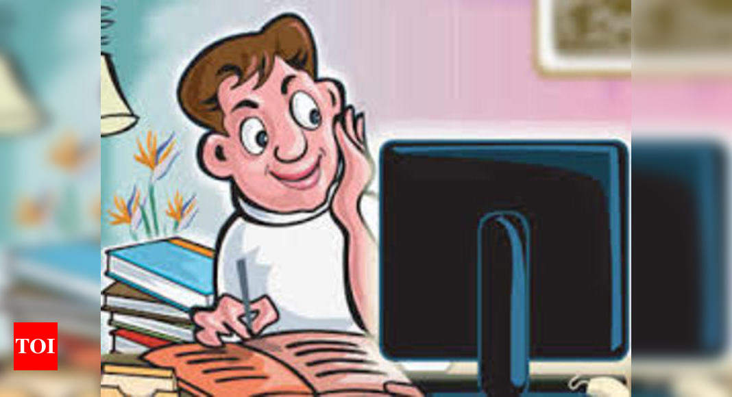 Madhya Pradesh: Online classes cancelled except for classes 10 and 12 from May 1 – Times of India