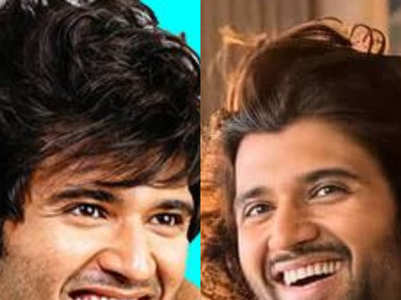 Vijay Devarakonda's grooming evolution over the years