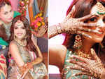 First pictures from The Kapil Sharma Show fame Sugandha Mishra's intimate wedding