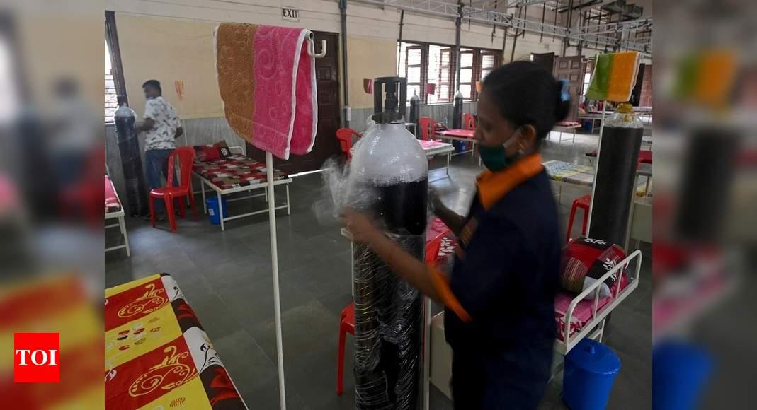 'Oxygen nurses' to monitor use, limit wastage in Maharashtra thumbnail