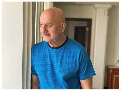 Anupam Kher on wife Kirron Kher's health