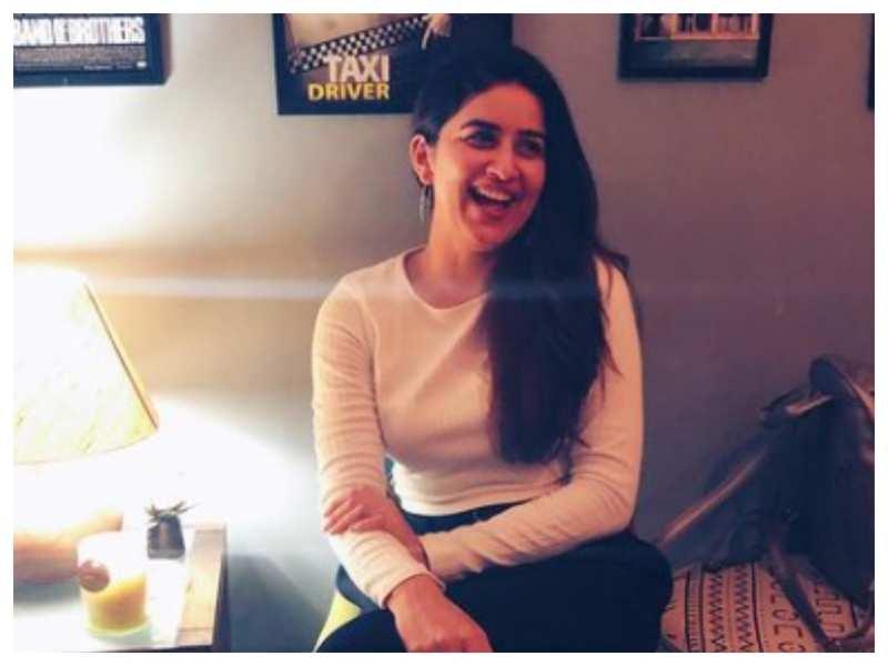 Vaidehi Parashurami's million-dollar smile will drive away your mid-week blues