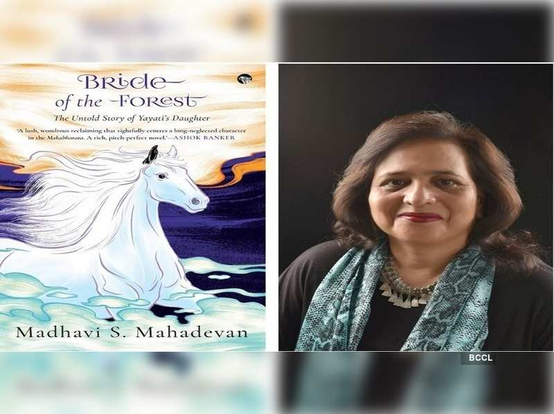 'Bride of the Forest' by Madhavi Mahadevan
