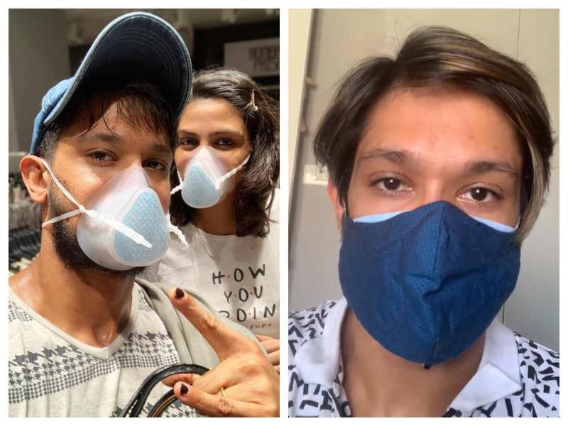 Nakkhul emphasises the importance of double masking