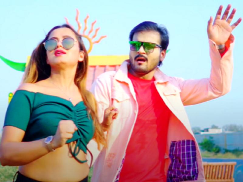 Arvind Akela Kallu drops a new dance number 'Biyah Bina Bigarataru'