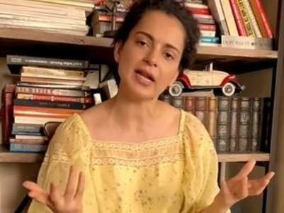 Kangana urges people to get vaccinated