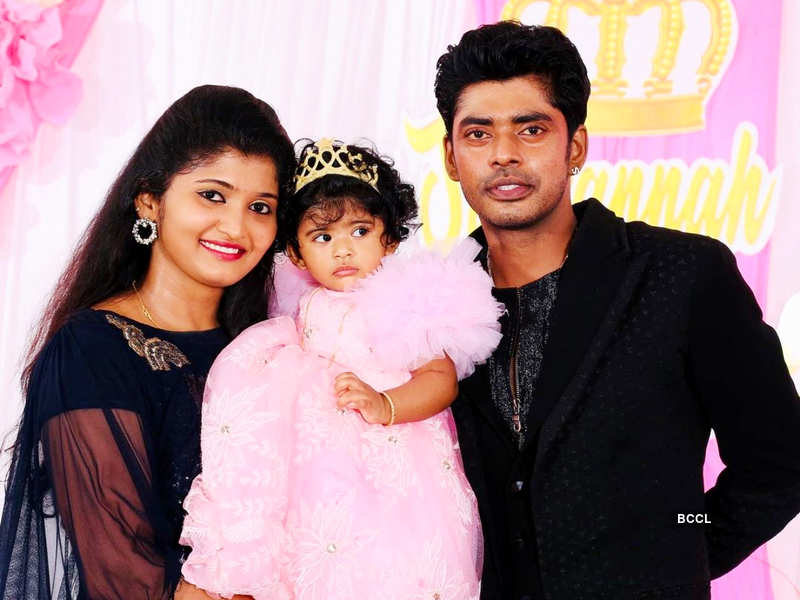 Bigg Boss Tamil 3 fame Sandy Master and wife Dorathy Sylvia expecting their second child (Photo - Instagram)