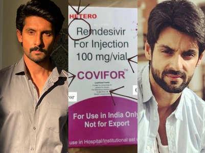 Celebs spread awareness about FAKE Remdesivir