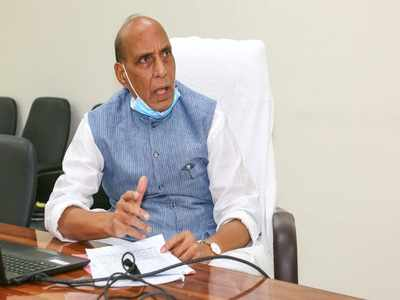 DRDO to establish 500 medicinal oxygen plants in 3 months: Rajnath Singh | India News