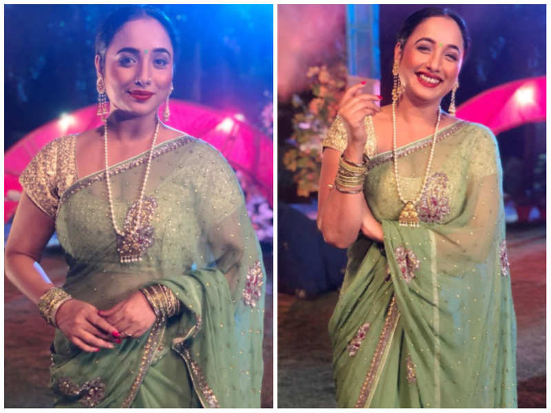 Photos: Rani Chatterjee inspires with her saree looks