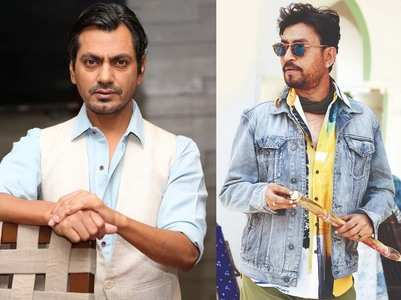 Nawazuddin: Irrfan taught me, less is more
