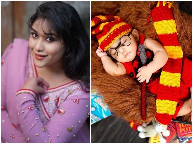 New mom Parvathy Krishna shares cute pictures of son Avyukth's Harry Potter avatar; see pics