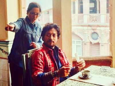 Tanuja Chandra on working with Irrfan Khan