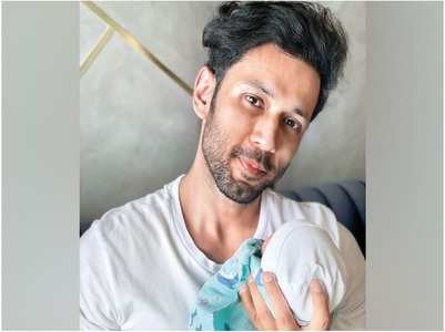 Sahil on his son's birth during pandemic