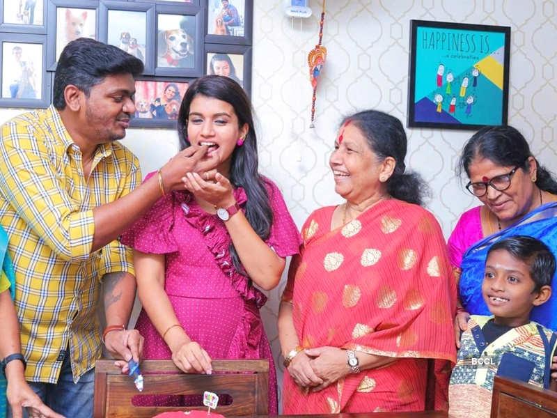 Here's how Sridevi Ashok celebrated her birthday and wedding anniversary (Photo - Instagram)