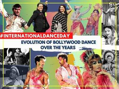 Here's how Bollywood dance has evolved