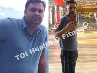 """Boiled food diet helped me lose weight"""