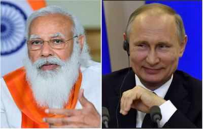 Modi talks to Putin, thanks him for rushing medical aid | India News