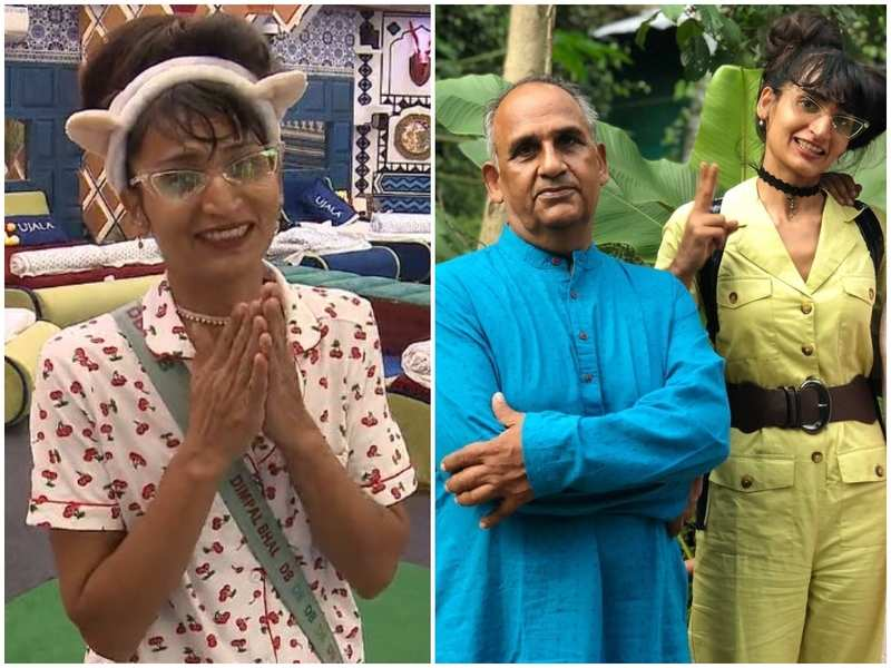 Bigg Boss Malayalam 3: Dimpal makes an emotional revelation about her father Satyaveer Singh Bhal's reaction to her dream