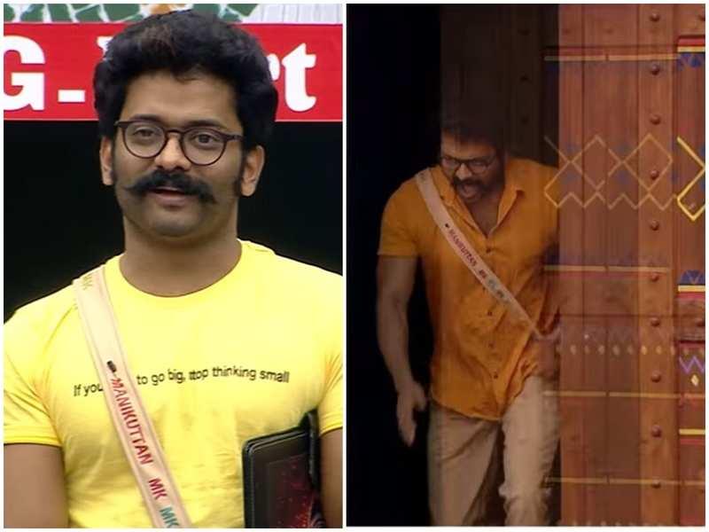 It's official! Manikuttan is back to Bigg Boss Malayalam 3