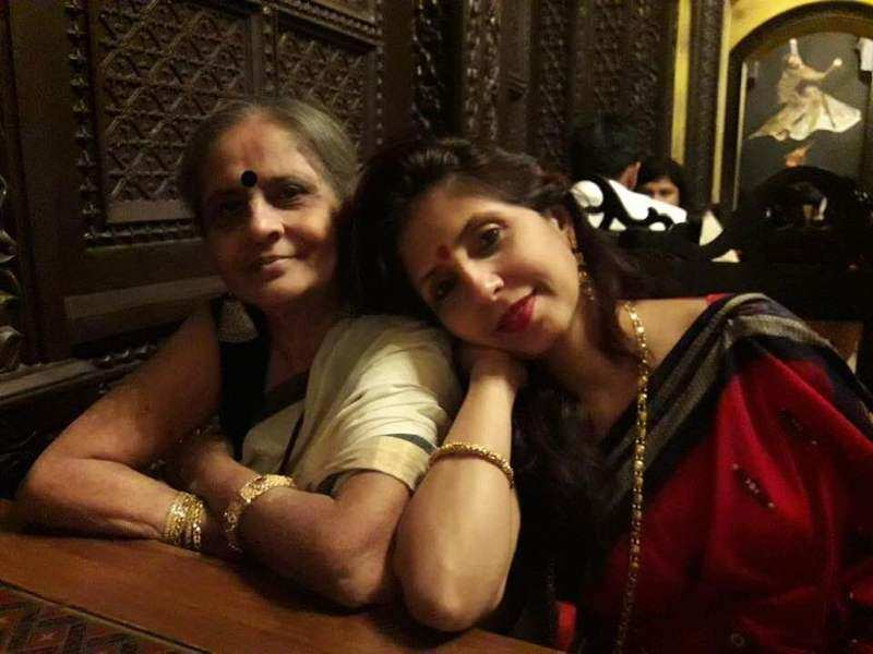 Chaity Ghoshal's mother passes away