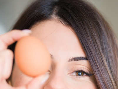 Beauty benefits of egg