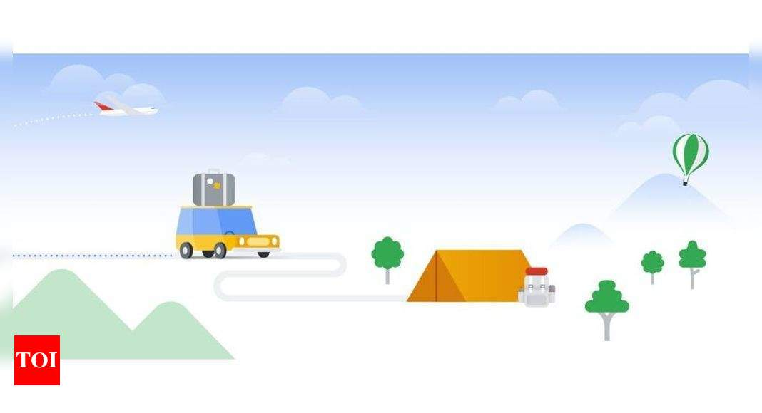 Google to show Covid-19 travel advisory, destination ideas and more in Search – Times of India