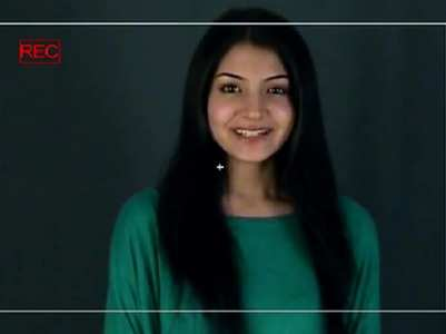 When Anushka auditioned for 3 Idiots