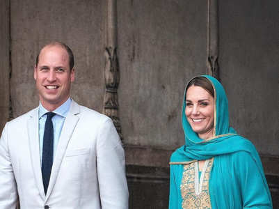 William and Kate 's best style moments