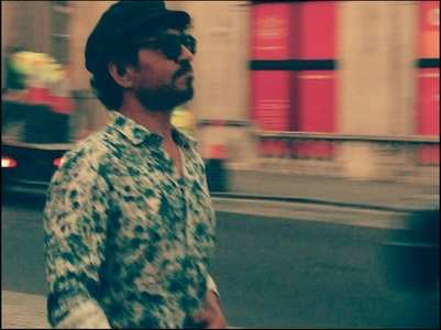 A glimpse of Irrfan's life