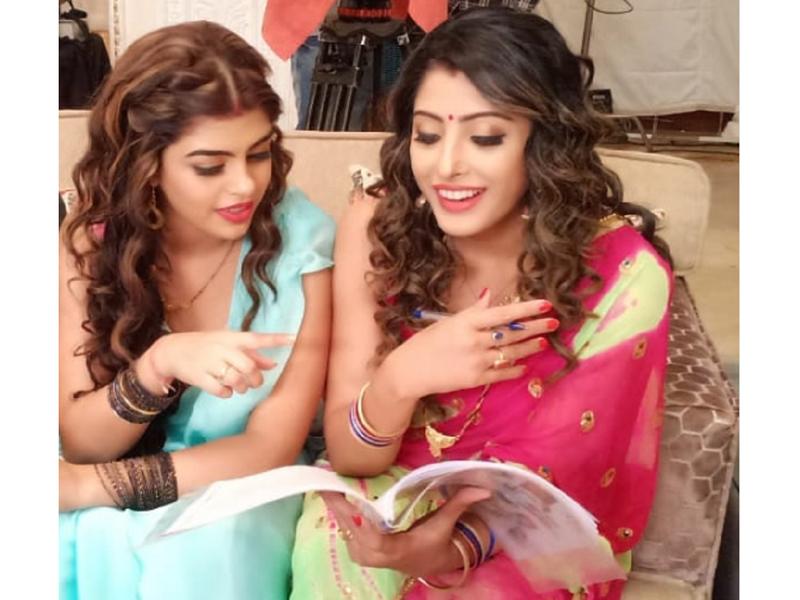 Sanchita Bannerjee pens a heartfelt birthday wish for Prachi Singh